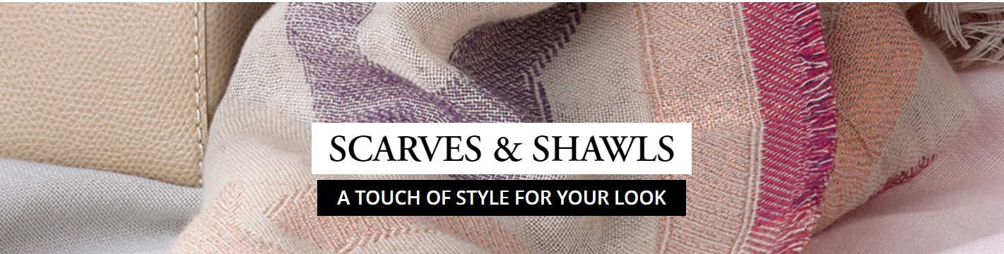 Accessories - Scarves & Shawls