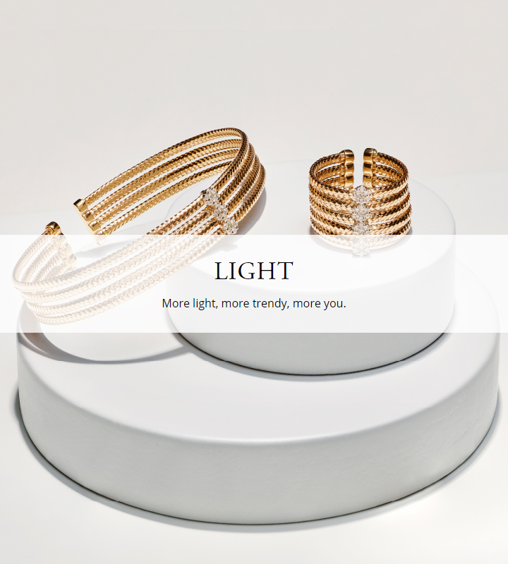 JEWELRY COLLECTIONS - LIGHT