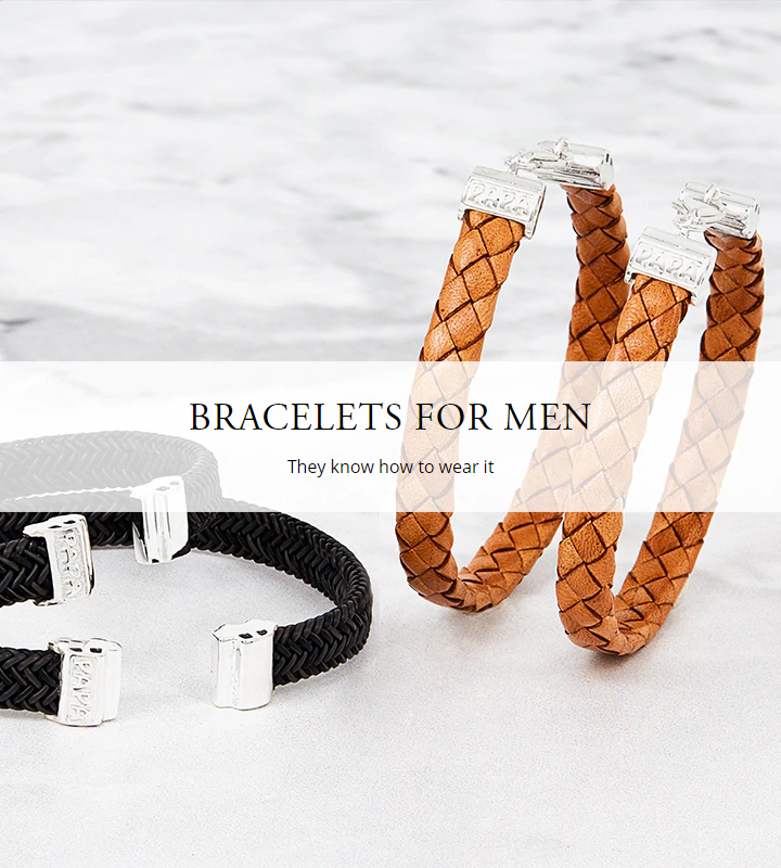 JEWELRY FOR HIM BRACELETS