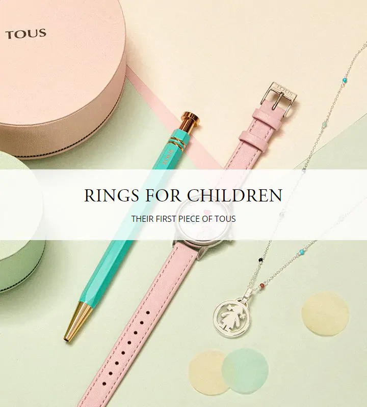 JEWELRY FOR KIDS & BABY RINGS