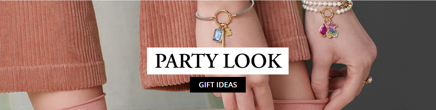 Gift Ideas - Party look