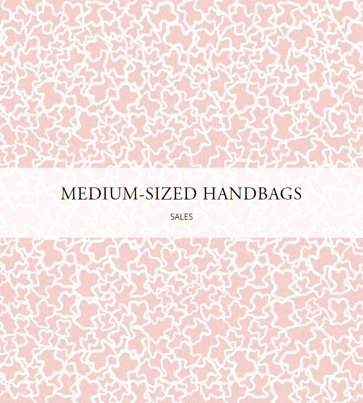 Sale - Medium-Sized Handbags