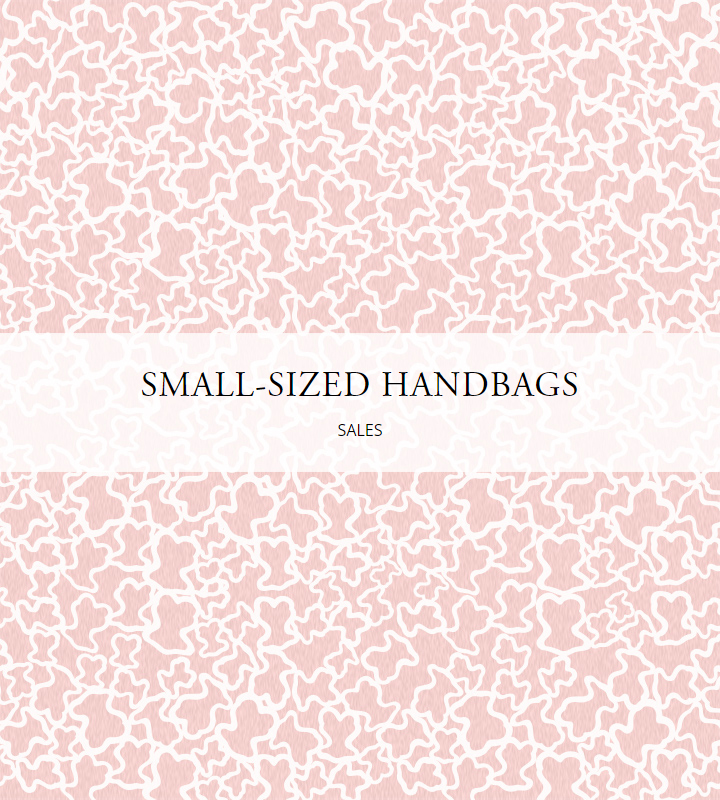 Sale - Small-Sized Handbags