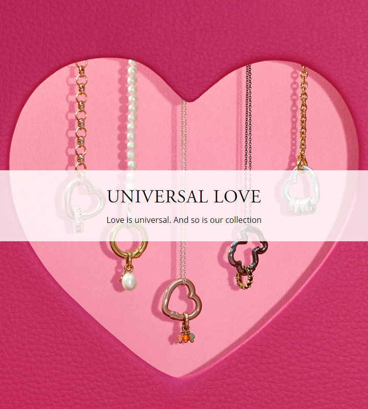 Jewelry Collections Universal Love