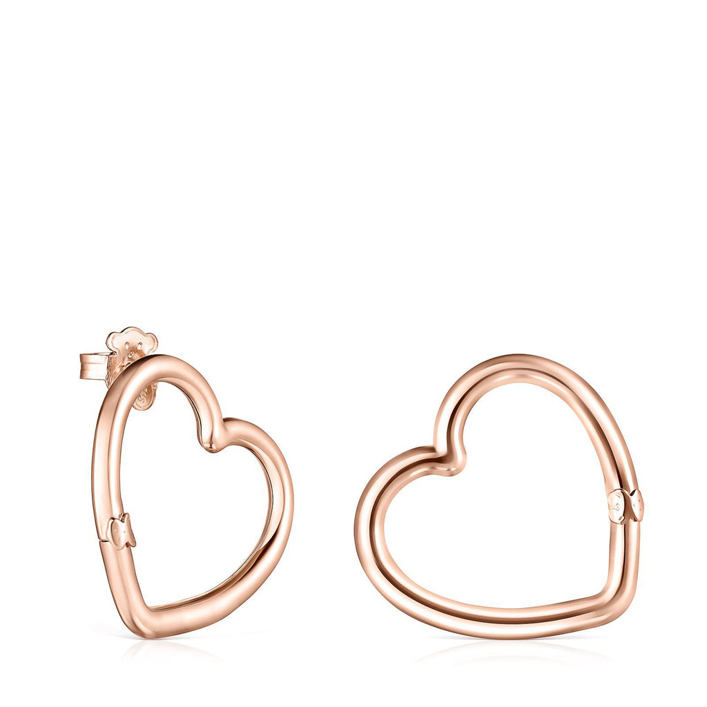 Hold Heart Earrings