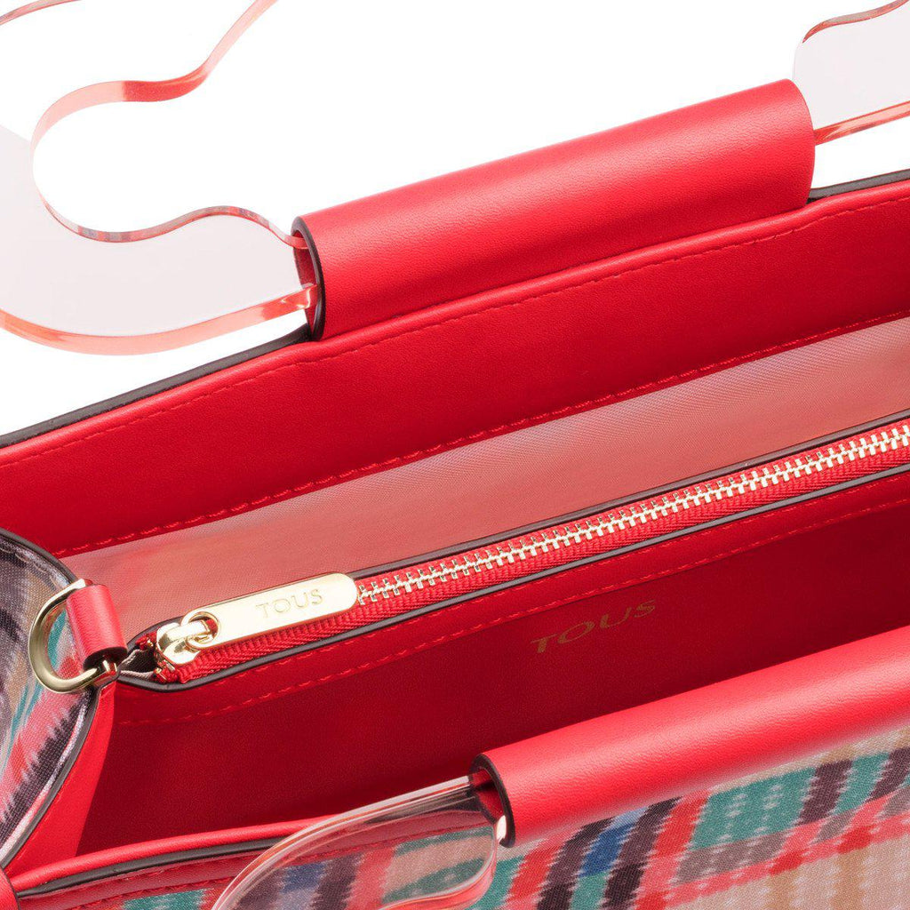 Small Red New Marlen City Bag