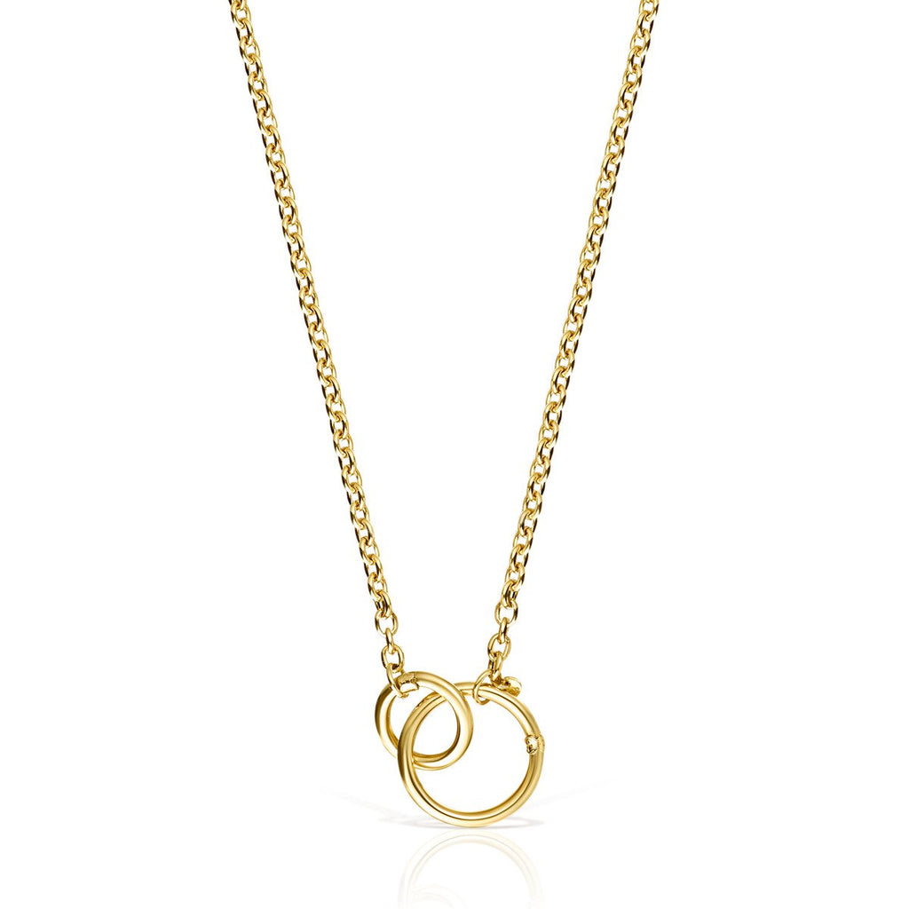 Gold Hold Necklace-Default-Tous Canada