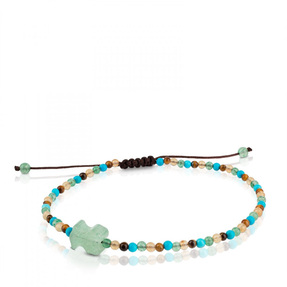 Tibet Bracelet with Gemstones