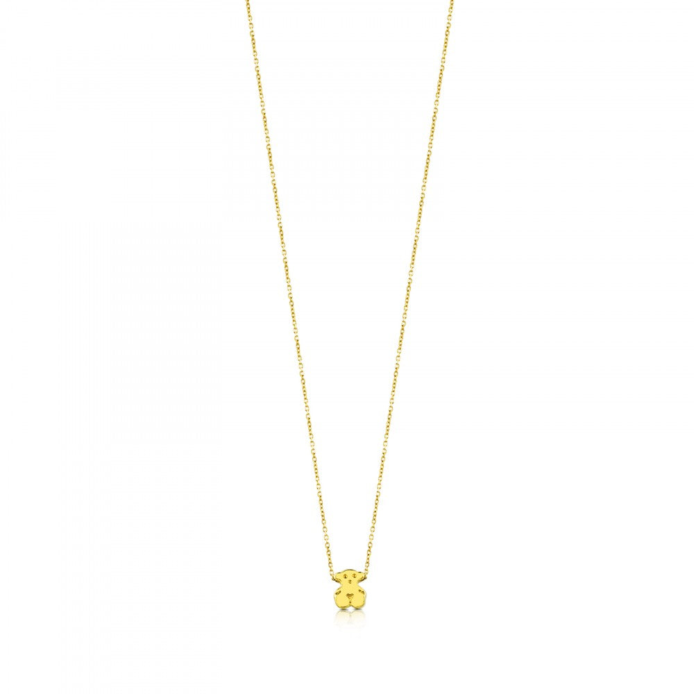 Gold Sweet Dolls Necklace