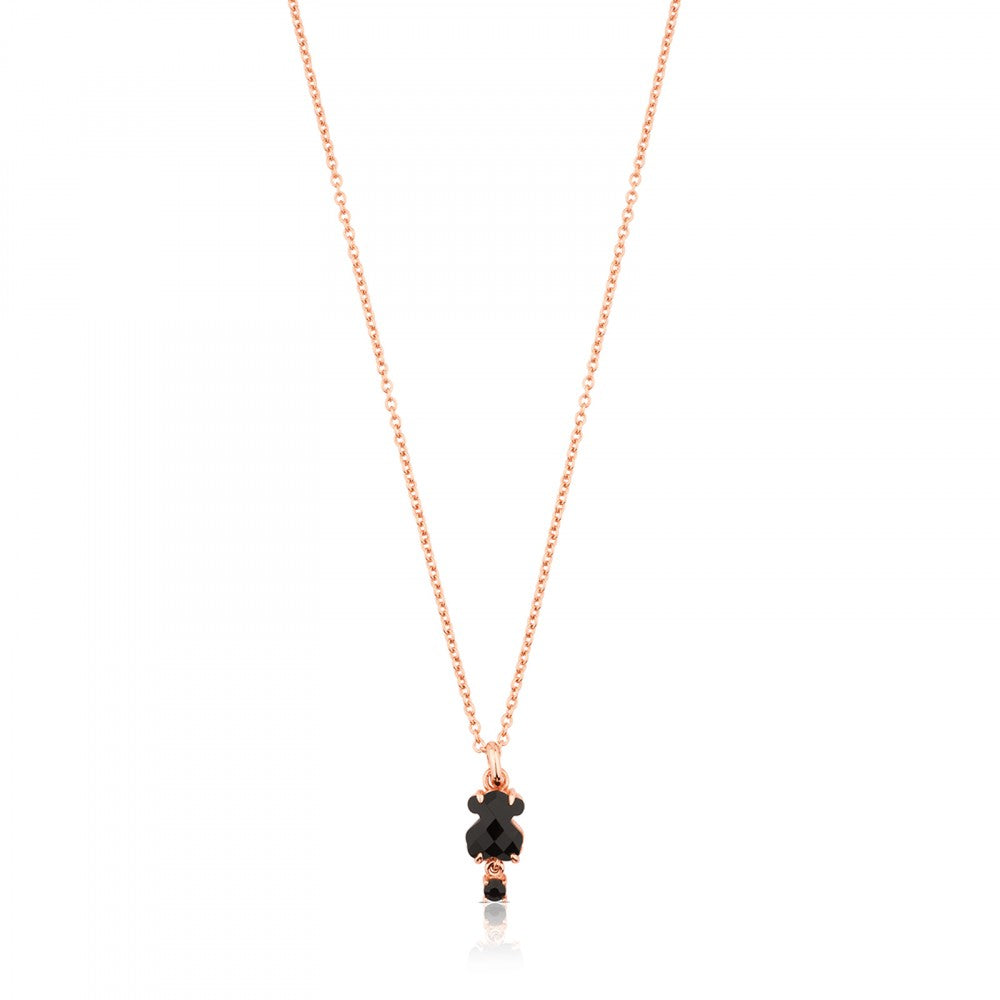 Rose Vermeil Silver Erma Necklace