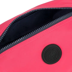 Large Fuchsia Colored Doromy Toiletry Bag-Toiletry bag-Tous Canada
