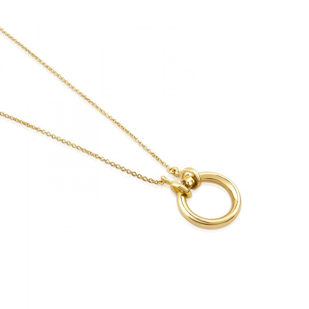 Gold Hold Necklace