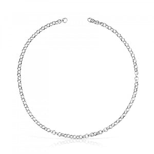 Silver Hold Choker