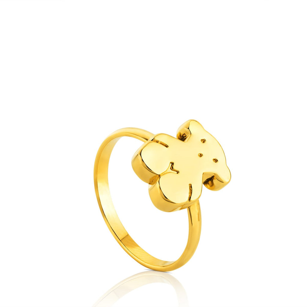 Gold Sweet Dolls Ring
