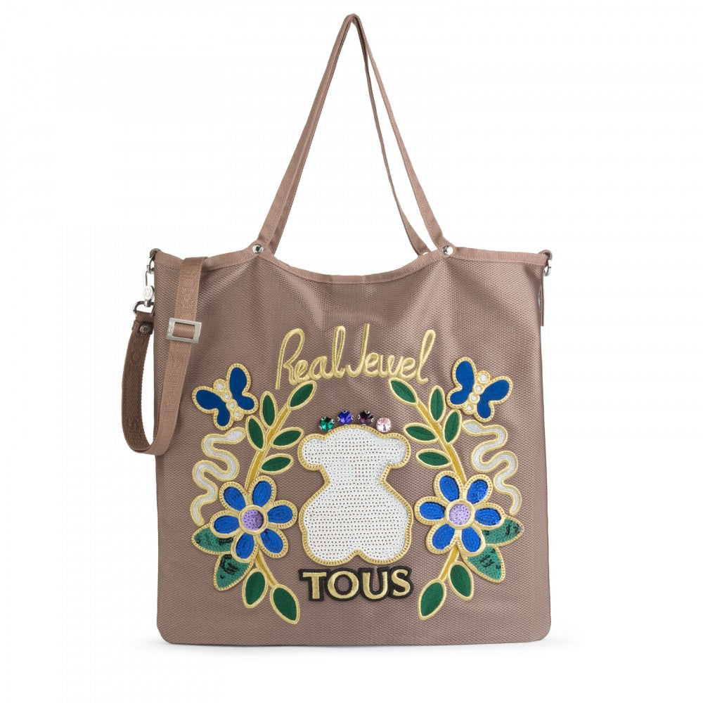 Jodie Real Jewel Shopping Bag