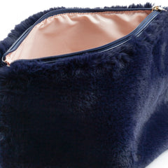 Medium blue Kaos Shock Nordic Handbag