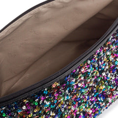 Medium multi Kaos Shock Sequins bag