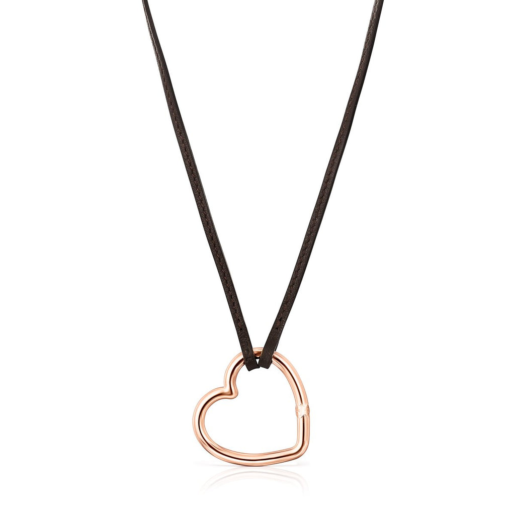 Long Hold Heart Necklace