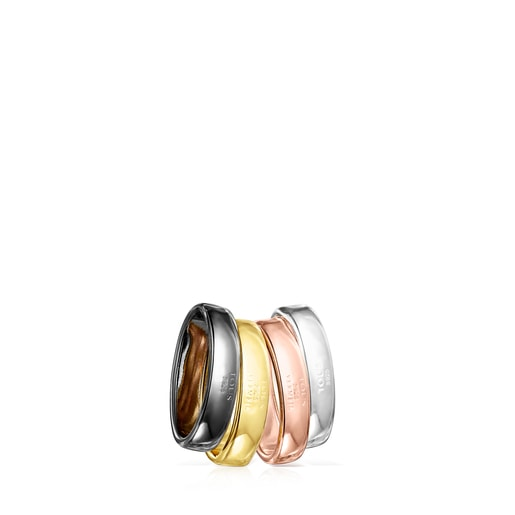 Multicolor Hold Rings Pack-Tous Canada