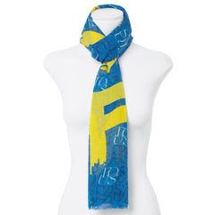 SPINEL YELLOW FOULARD-Tous Canada