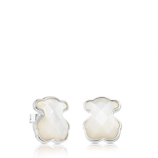 Silver TOUS Nacars Earrings-Tous Canada