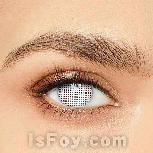 IsFoy® Soft Color Circle Lens DEMON COLORED CONTACT LENSES K8679