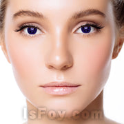 IsFoy® Eye Color Circle Lens Ciel's Hazel Contract Colored Contact Lenses V6008