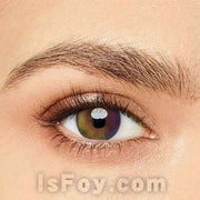 IsFoy® Eye Color Circle Lens Colorful Rainbow Colored Contact Lenses V6010