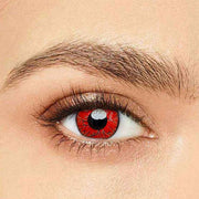 IsFoy® Eye Color Circle Lens Dangerous Ruby Naruto Colored Contact Lenses V6019