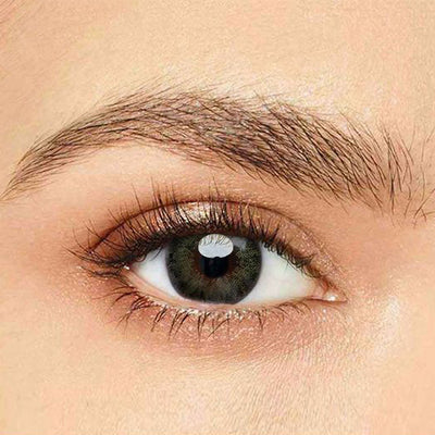 IsFoy® Eye Color Circle Lens Vintage Olive Colored Contact Lenses V6030