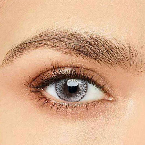 IsFoy® Eye Color Circle Lens Dodo Grey Colored Contact Lenses V6036