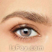 IsFoy® Eye Color Circle Lens Juice Grey Toric Colored Contact Lenses V6077