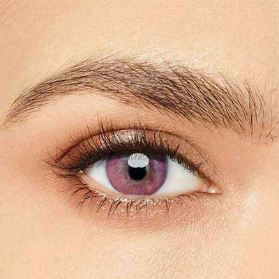 IsFoy® Eye Color Circle Lens Juice Pink Colored Contact Lenses V6078