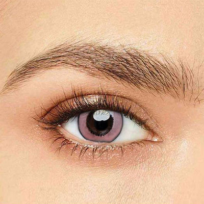 IsFoy® Eye Color Circle Lens Magic Pink Colored Contact Lenses V6086