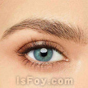 IsFoy® Eye Color Circle Lens Polar Lights Blue Colored Contact Lenses V6105