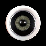 IsFoy® Eye Color Circle Lens Polar Lights Yellow-Green Colored Contact Lenses V6113