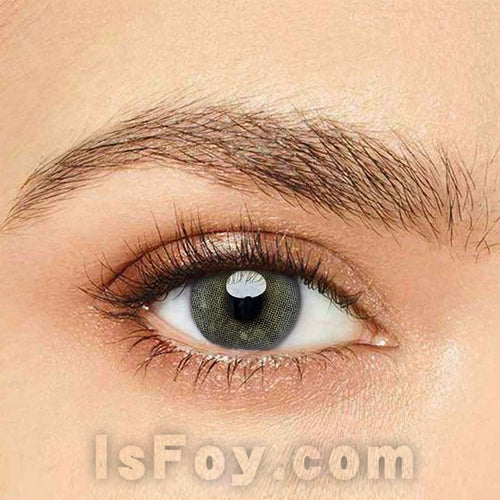 IsFoy® Eye Color Circle Lens Queen Grey Colored Contact Lenses V6118