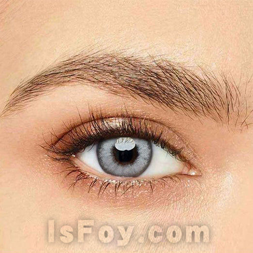 IsFoy® Eye Color Circle Lens Real Crystal Colored Contact Lenses V6121