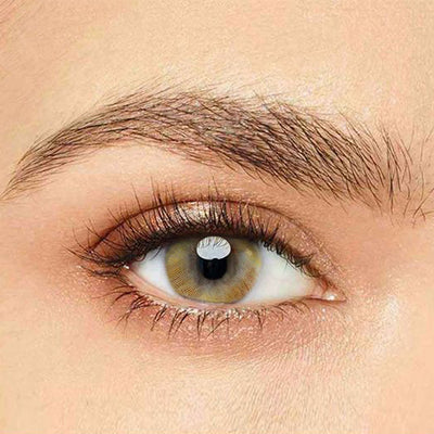 IsFoy® Eye Color Circle Lens Mermaid Tears Brown Colored Contact Lenses V6134