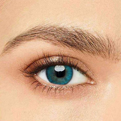 IsFoy® Eye Color Circle Lens Egypt Blue Colored Contact Lenses V6184