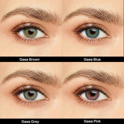 IsFoy® Eye Color Circle Lens Gaea Series Contact Lens Kit V6198