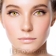IsFoy® Eye Color Circle Lens David Lost Boys Special Effect Colored Contact Lenses V6212