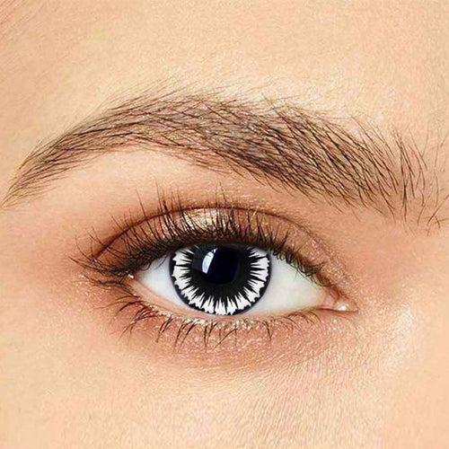 IsFoy® Eye Color Circle Lens Lilith Special Effect Colored Contact Lenses V6217
