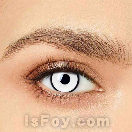 IsFoy® Eye Color Circle Lens Manson Special Effect Colored Contact Lenses V6219