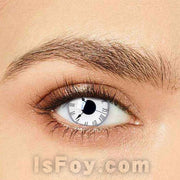 IsFoy® Eye Color Circle Lens Tick Tock Special Effect Colored Contact Lenses V6225
