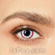 IsFoy® Eye Color Circle Lens Zombie Eyes Special Effect Colored Contact Lenses V6230