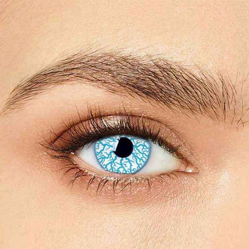 IsFoy® Eye Color Circle Lens Authentic Selene Special Effect  Colored Contact Lenses V6232