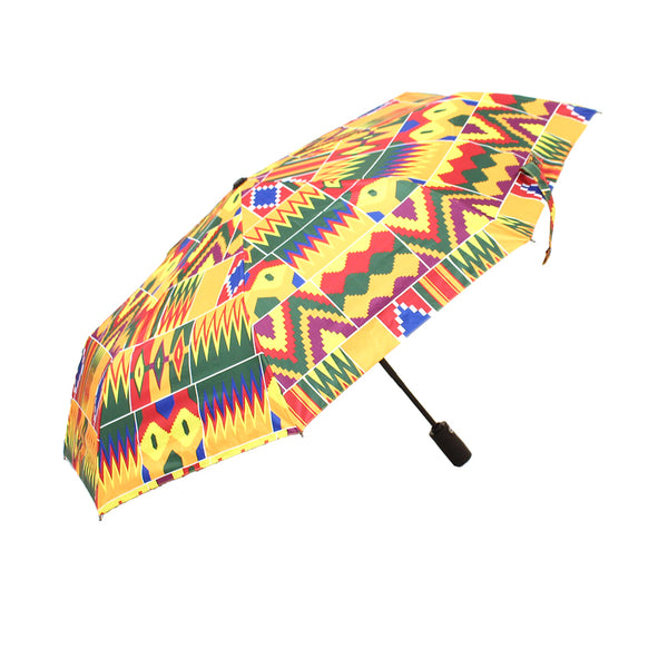 Kente Print Umbrella