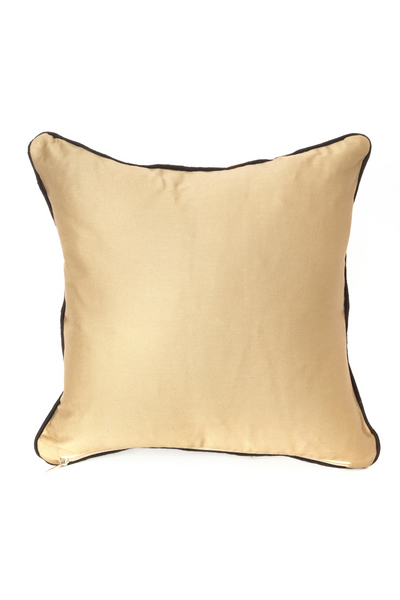 Raffia Decorative Pillow 16""