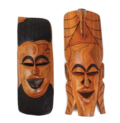 [African mask, Home Decor, Home Design, Furniture] - Casademansa